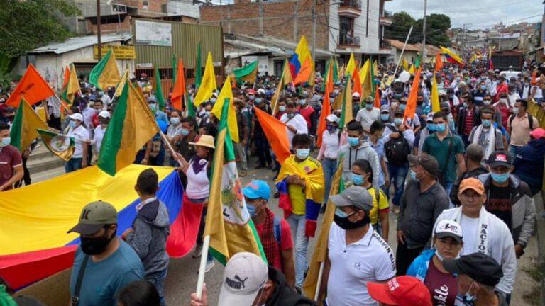 Colombia estallada